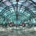 Frankfurt Airport Train Station by CONTROTONO