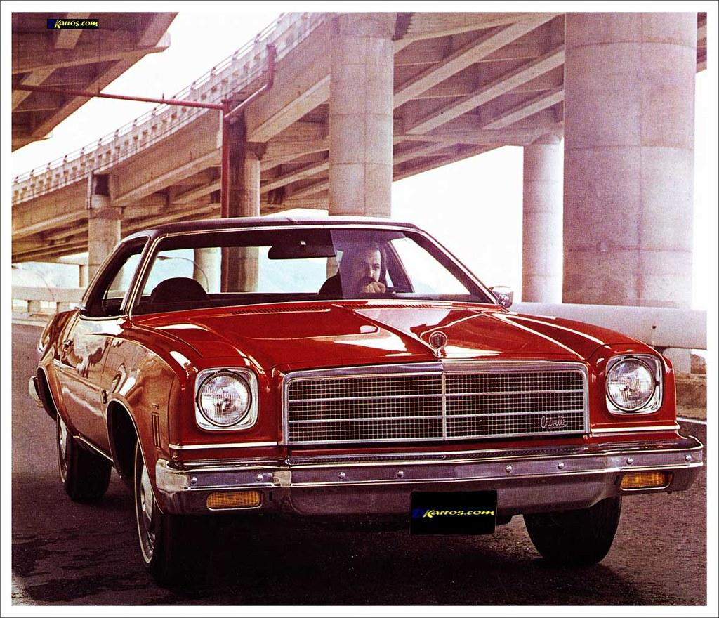 1974 chevrolet chevelle malibu coupe venezuela