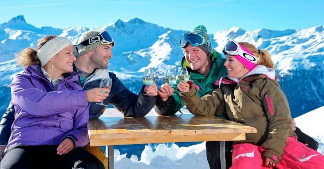 Aprés-Ski a zimní nelyžařské lahůdky