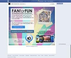 Applicazione photo contest Facebook