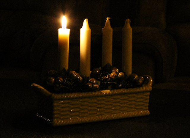 The First Sunday of Advent from Flickr via Wylio