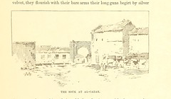 Image taken from page 383 of 'Among the Moors. Sketches of Oriental life. [With illustrations.] F.P'