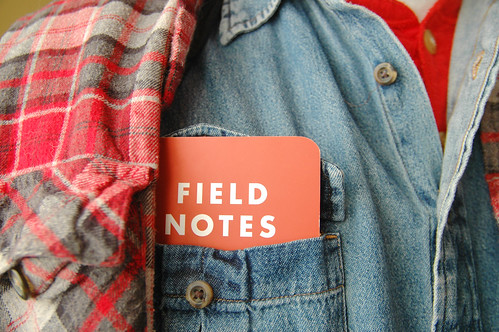 field notes: the wisconsin edition.