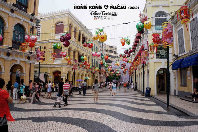 Day 3 Macau Senado Square 02