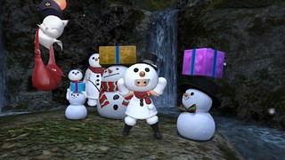 Final Fantasy XIV: A Realm Reborn Holiday