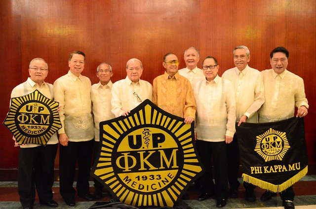 Golden Jubilarian PHIs from Class 1963