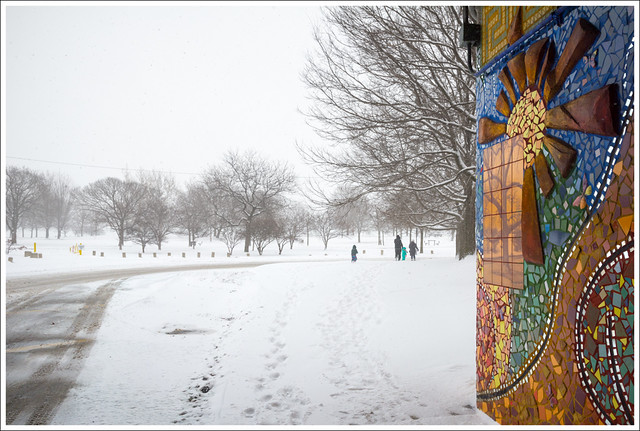 Enter, Winter Wonderland
