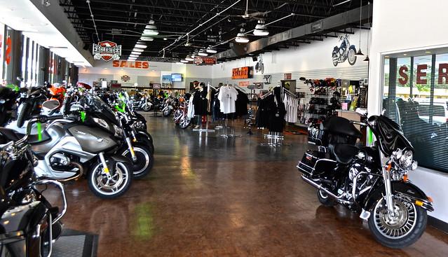 Eaglerider - Harley Davidson Rental