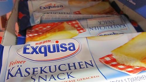 Exquisa Frischkäsekuchen
