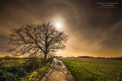 Moon backlight