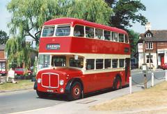 Sevenoaks Bus Rally.
