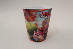 McDonald's The LEGO Movie Unikitty Cup