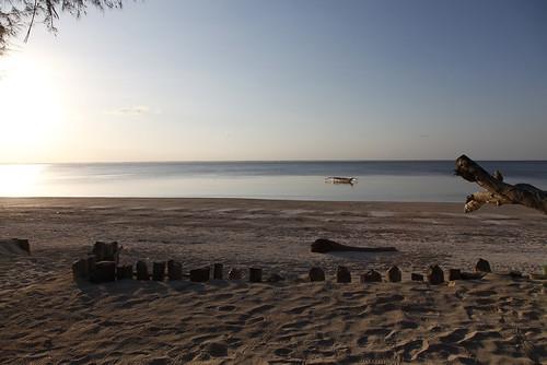 africa sun nature see sand meer sonnenuntergang natur afrika sonne sansibar tansania