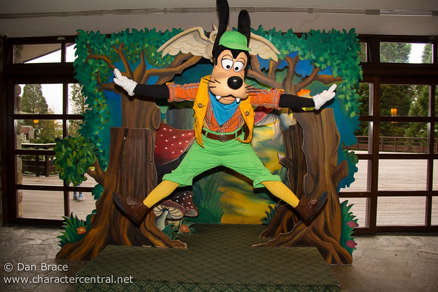 Fun with Ranger Goofy