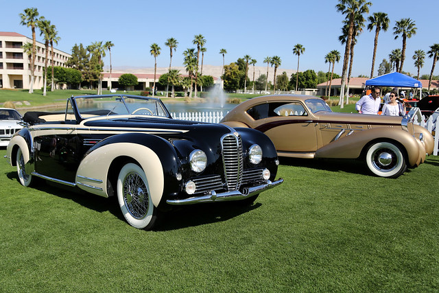 Eos Palm Desert >> Delahaye T178 Cabriolet Chapron 1953 0 | Flickr - Photo
