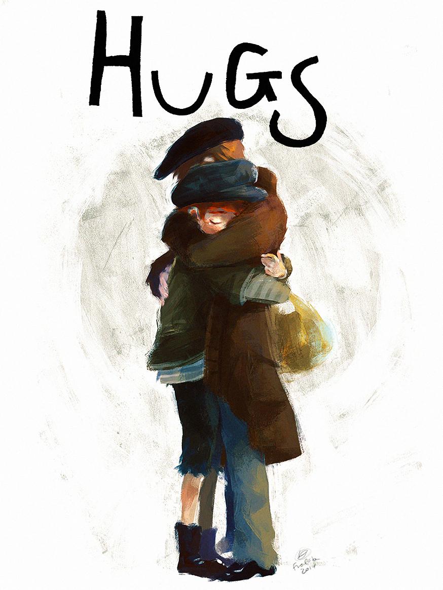 charm lesson hugs b