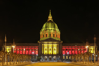 San Francisco City Hall, California