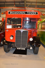 Auxiliary breakdown tender