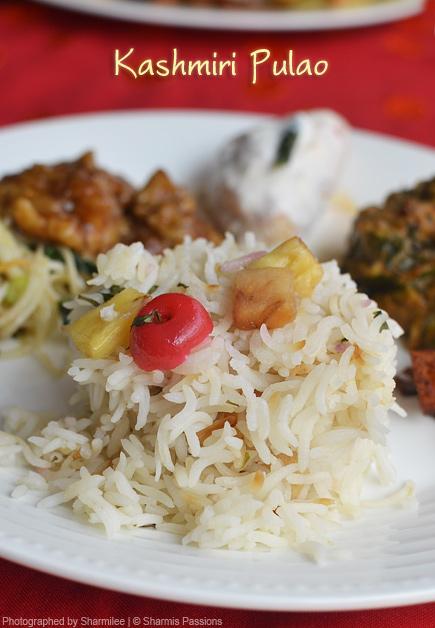 Kashmiri-Pulao