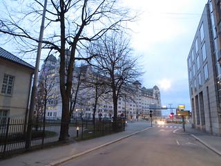Image of Oslo Stock Exchange. oslo norway norge bjørvika havnelageret oslohavnelager
