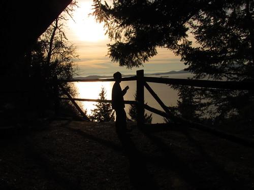 sunset nature silhouette composition outdoors washington bestof view bellingham wa sanjuanislands washingtonstate viewpoint dexhorton essenceofbellinghamwinner
