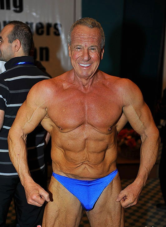 Think, mature bodybuilder men matchless