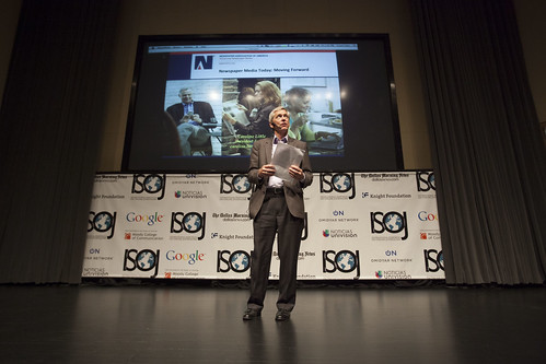 Moroney (A.H. Belo). ISOJ 2014. Life Beyond Newspaper as a Paper-Only Product.