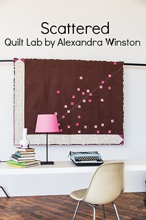 Scattered from Quilt Lab by Alexandra Winston