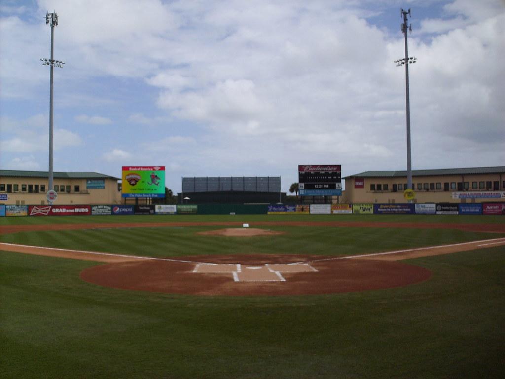 Roger Dean Chevrolet Stadium In The Ballparks