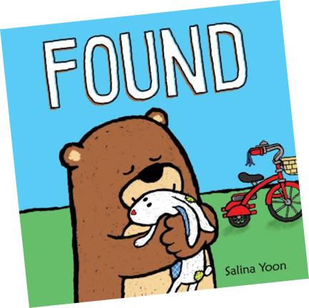 Salina Yoon, Found