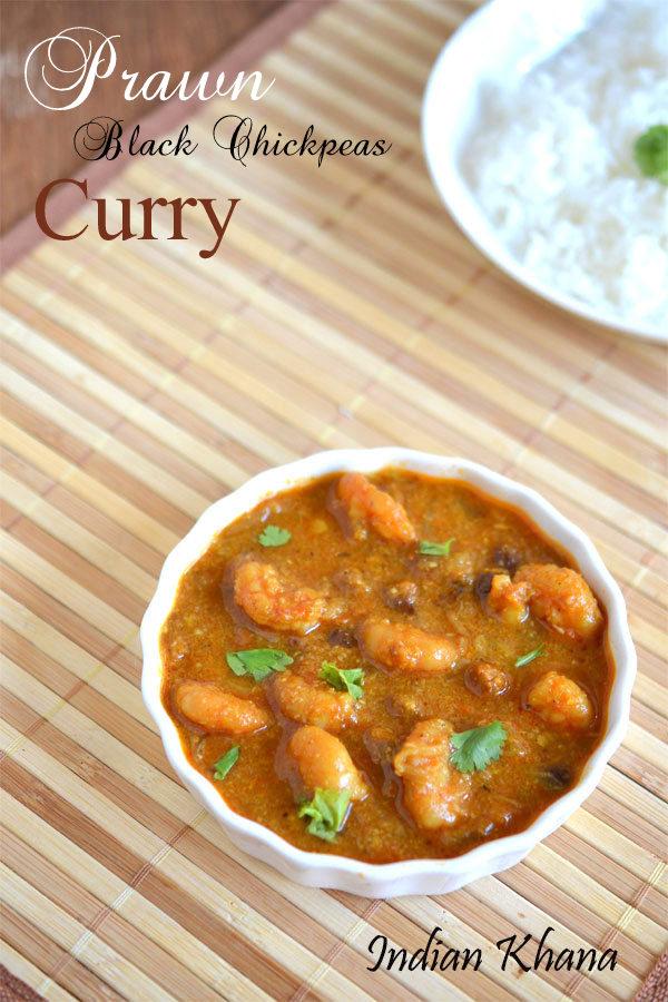 Prawn-Black-Chickpeas-Curry-Recipe
