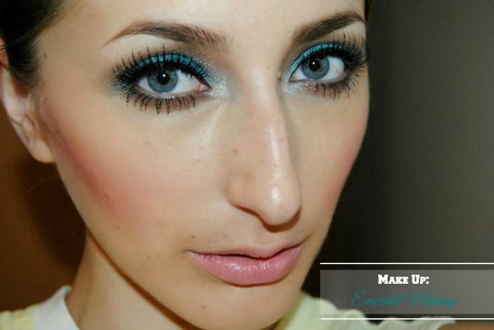Esmerald Makeup (capa)