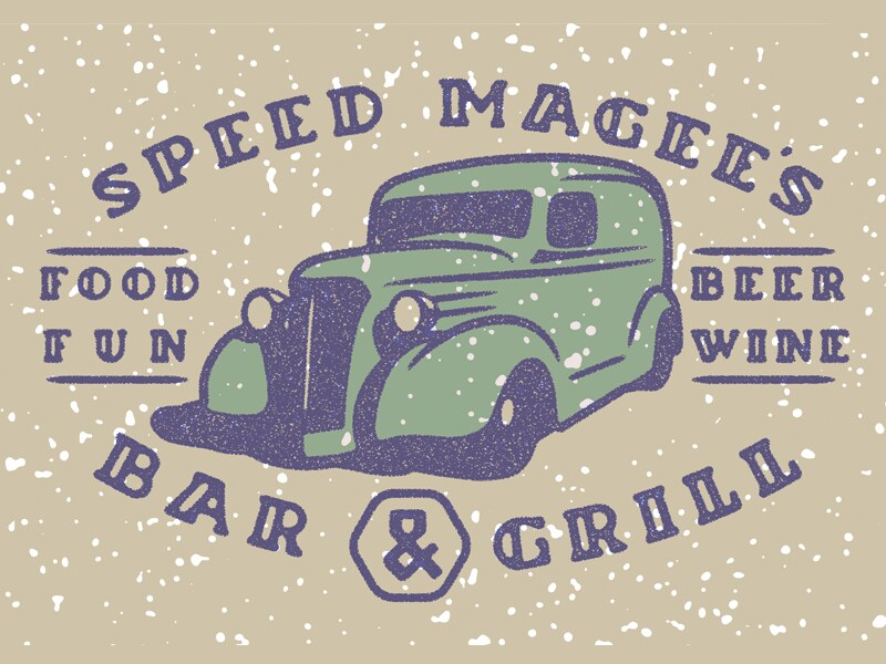 Speed-Magees's