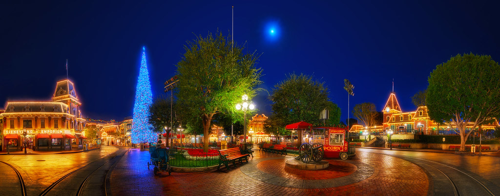 Midnight on Main Street