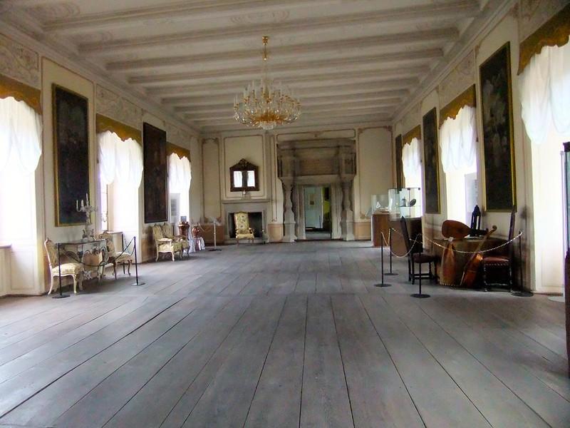 Stately room - Neuenburg Castle (Schloss Neuenburg) - Freyburg, Saxony-Anhalt, Germany
