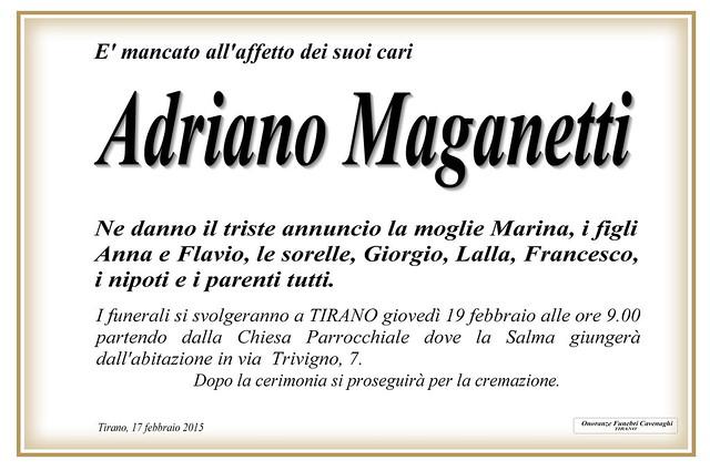 Maganetti Adriano