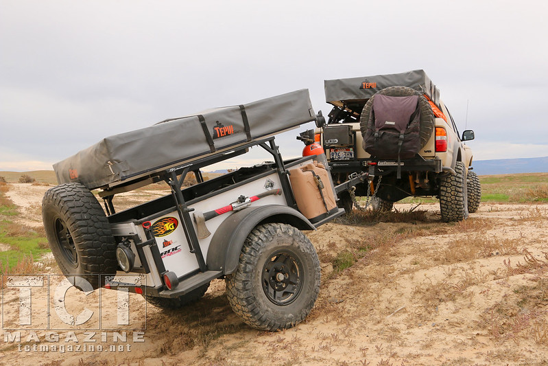 The ultimate off road trailer hitch