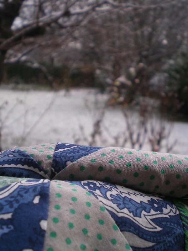 Ce que j'aime en hiver