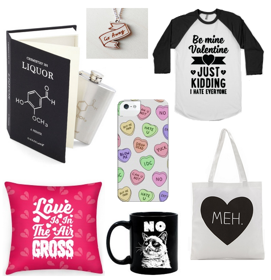 gift ideas for someone who hates valentine's day, singles awareness day gifts