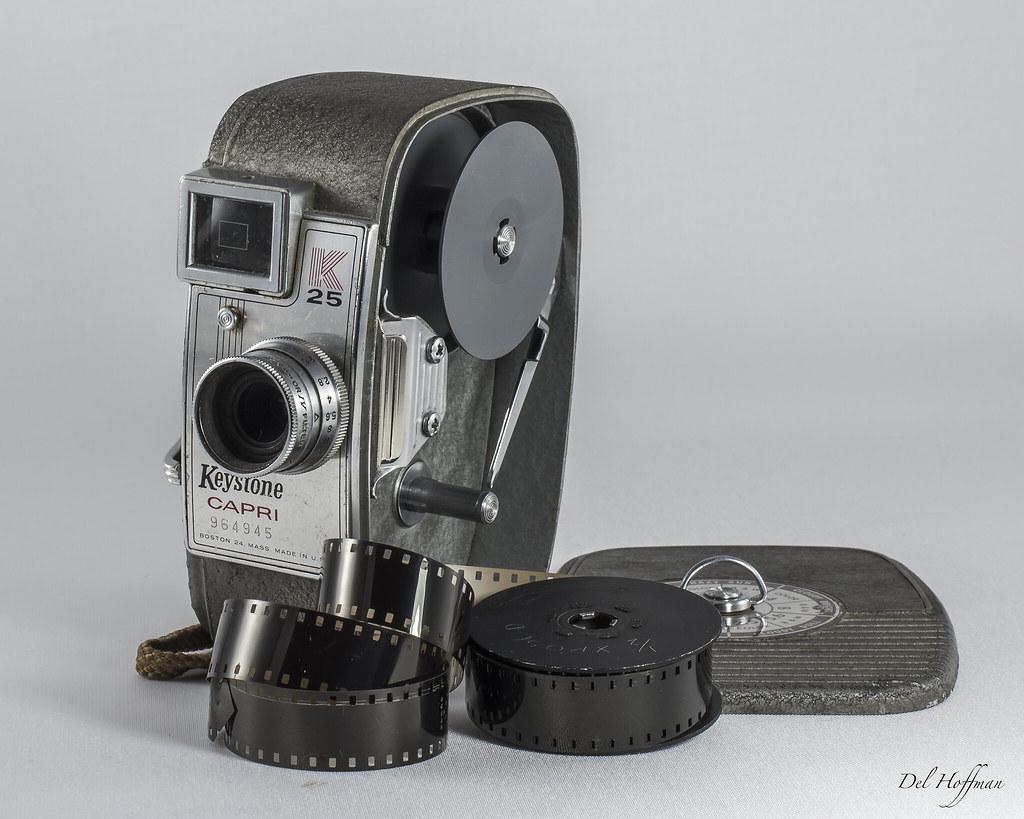 D810 Capri K25 Film 3720 | Del Hoffman-Thx 25,510,000 Views