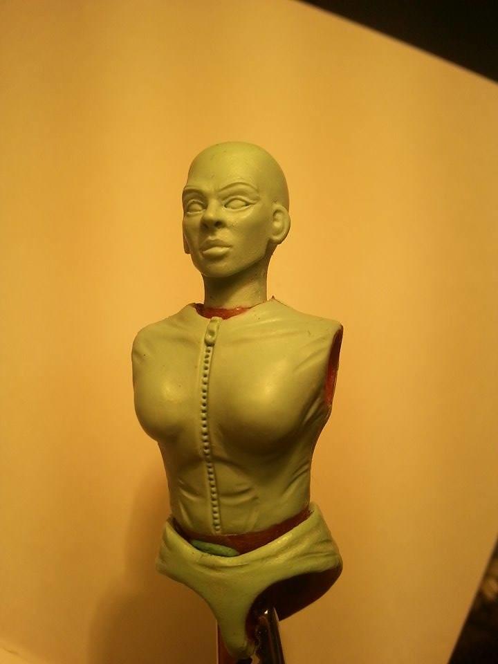 The FEMALE sculpt by KREXX 16266733659_373e47784b_b