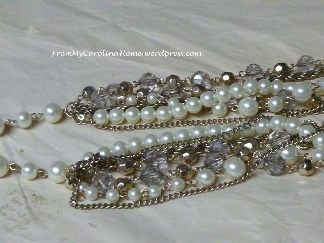 Necklace rework - 2