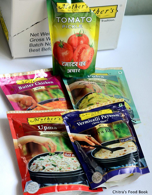 Mother's Recipe Products