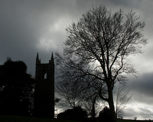 An old church in Tullylish Northern Ireland
