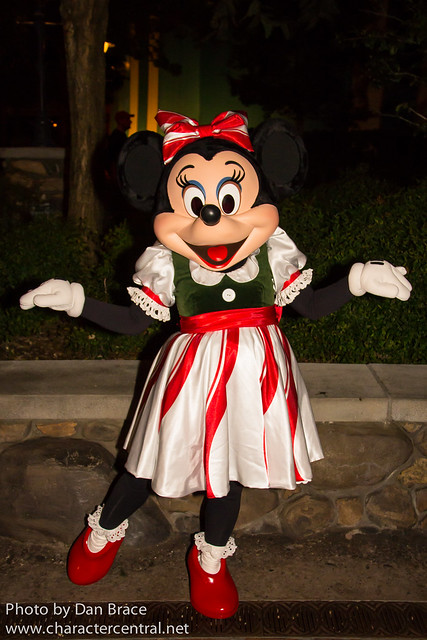 This outfit is pretty new so we anticipate sheu0027ll appear in this one again this year but you never know what she may come up with! Minnie Mouse & A Year with Minnie Mouse at Walt Disney World - Disney Character ...