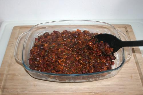 41 - Kidneybohnen einfüllen / Fill in kidney beans