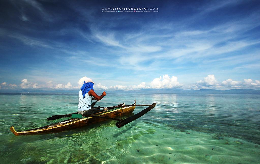 Basdako Moalboal Cebu beach white sand