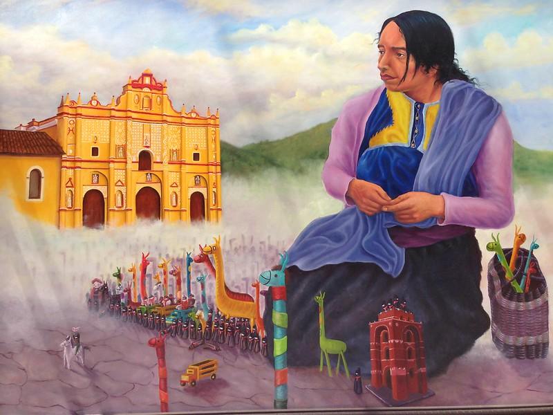 Chiaps - Pintura Chiapaneca