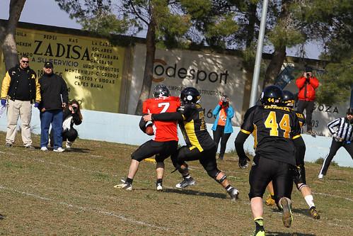 Zaragoza Hornets-Plasbel Murcia Cobras