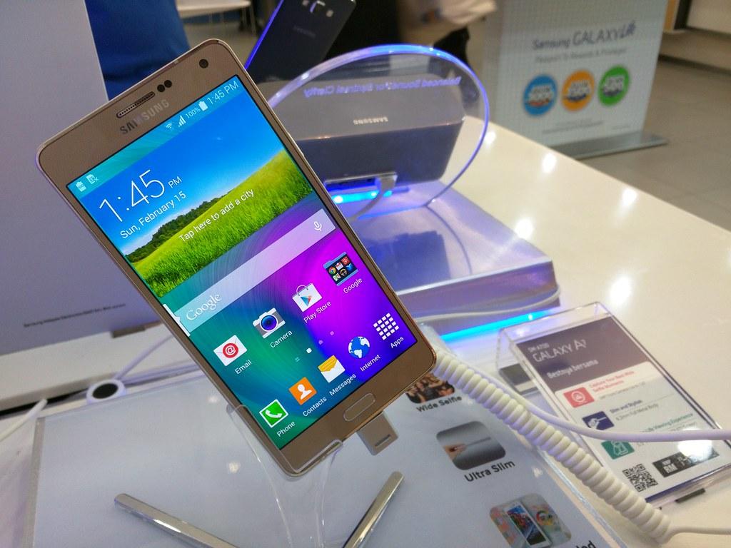 Samsung Galaxy A Series (A3,A5,A7)